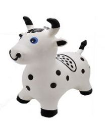 12 of Inflatable Jumping White Cattle