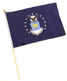60 of Military Air Force Stick Flags