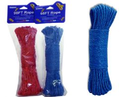 72 of Rope 30m Blue Redhc+opp