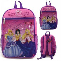 "24 of 15"" Character Backpacks In A MultI-Color Junior Elf Princess Print"
