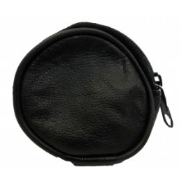 48 of Lambskin Round Mini Coin Pouch