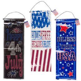72 of Patriotic Foil Banner