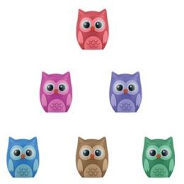 432 of Owl Pencil Topper