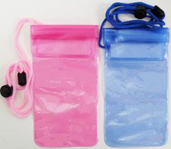 60 of Water Proof Bag for Cell Phones