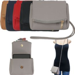 36 of Fold Over Crossbody Bags With/ Detachable Straps