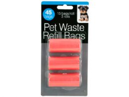 72 of Pet Waste Refill Bags