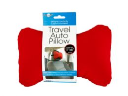 24 of Travel Auto Pillow With Strap