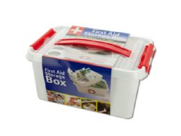 12 of First Aid Storage Box