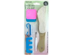 48 of Pedicure Tool Set