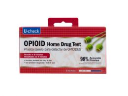 36 of U-Check Opioid Home Drug Test