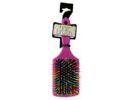 36 of Rainbow Square Paddle Hair Brush