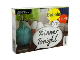 6 of Bubble Light Box Message Board With Marker