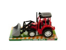 12 of Friction Powered Toy Farm Tractor