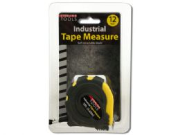 36 of 12 Foot Industrial Tape Measure