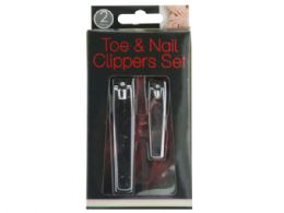 36 of Toe & Nail Clippers Set