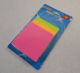 60 of Glow In The Dark Sticky Notes