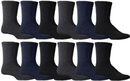 36 of Yacht & Smith Men's Winter Thermal Tube Socks Size 10-13