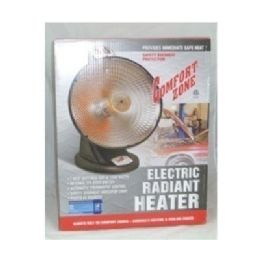 "2 of Jumbo Dish Radiant Heater 20x16.5x5"""