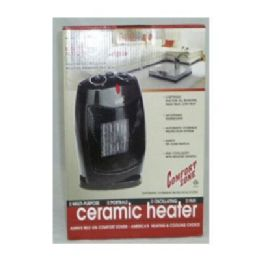 "6 of Osc Ceramic Heater 12.5x8.5x7.25"""