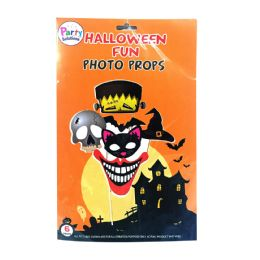 36 of Party Solutions Halloween Photo Props Contains 6 Props