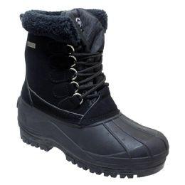12 of Women's Waterproof Snow Boots In Black