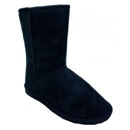 18 of Women's Warm Winter Boots In Black