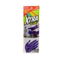 48 of 1 Count MultI-Purpose Latex Gloves -Medium