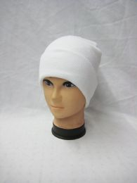 36 of Solid White Winter Beanie Hat