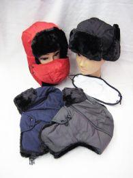 36 of Mens Faux Fur Winter Pilot Hat
