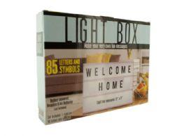 6 of Light Box