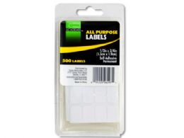 144 of All Purpose SelF-Adhesive Labels