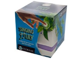 12 of Singing Lily Pot