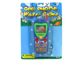 72 of Cell Phone Water Game