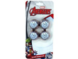 72 of 100 Count Avengers Mini Cupcake Liners
