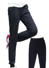 24 of Womens Athletic Pants Size Medium Assorted Color
