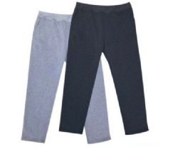 24 of Mens Athletic Pants Size Medium In Black And Grey