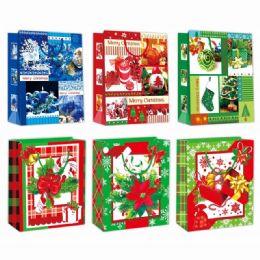 96 of Gift Bag Xmas Two Pack In Medium
