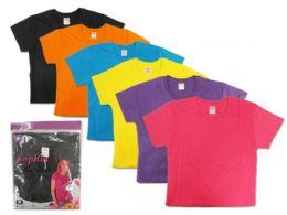 36 of Lady's Crew Neck Shirt