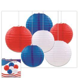 24 of July Fourth Lantern Set