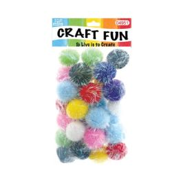 144 of Fuzzy Ball Craft Thirty Pack