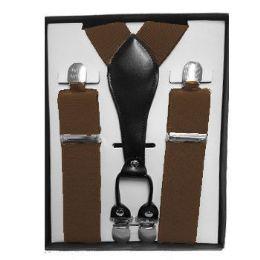 36 of Solid Brown Suspenders