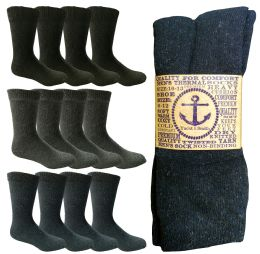 180 of Yacht & Smith Men's Winter Thermal Crew Socks Size 10-13