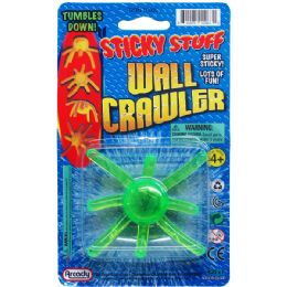 144 of Sticky Wall Crawler On Blister Card