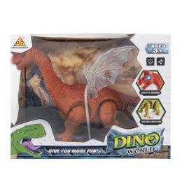 12 of Light-up Dino World Brontosaurus with Sound