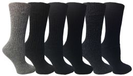 36 of Wool Socks For Women, Hunting Hiking Backpacking Thermal Boot Socks