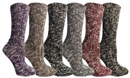 36 of Wool Socks For Women, Hunting Hiking Backpacking Thermal Boot Socks