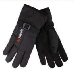 36 of Mens Warm Thick Insulated Fleece Gloves