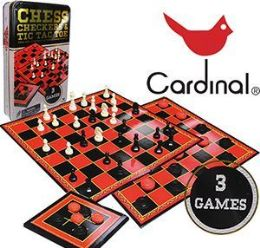 18 of Cardinal Board Game Sets