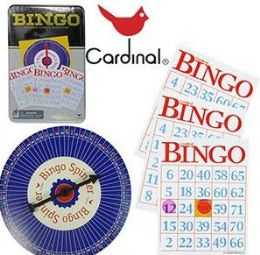 18 of Cardinal Classic Bingo Sets