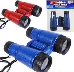 144 of Police Force Toy Binoculars